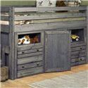 Trendwood Bayview Super Storage Dresser - Item Number: 4852-RG