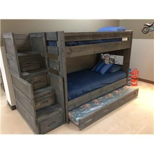 Twin Over Twin Wrangler Bunk Bed