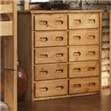Trendwood Bunkhouse 10 Drawer Chest - Item Number: 4778