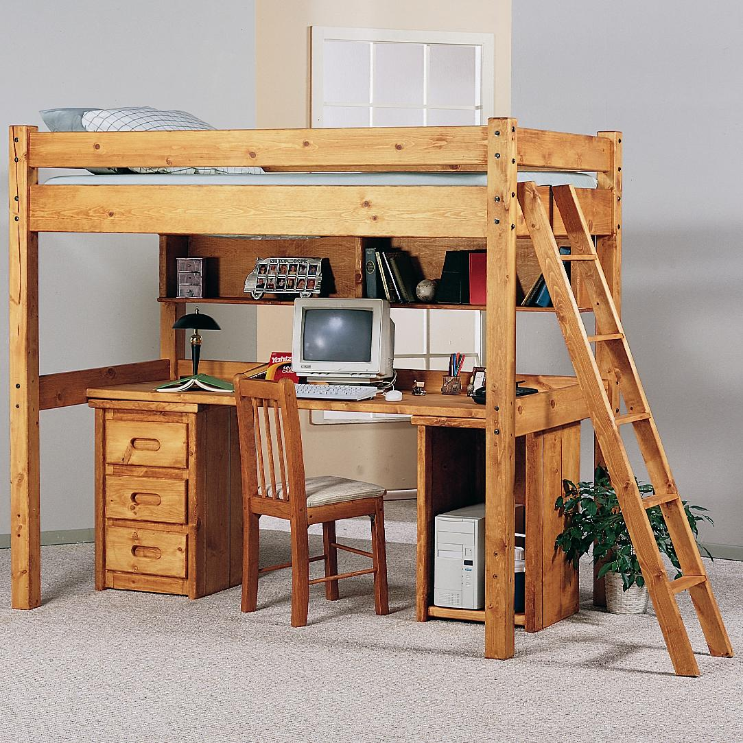 Trendwood Bunkhouse Bunkhouse 3 Drawer Stand Conlin S