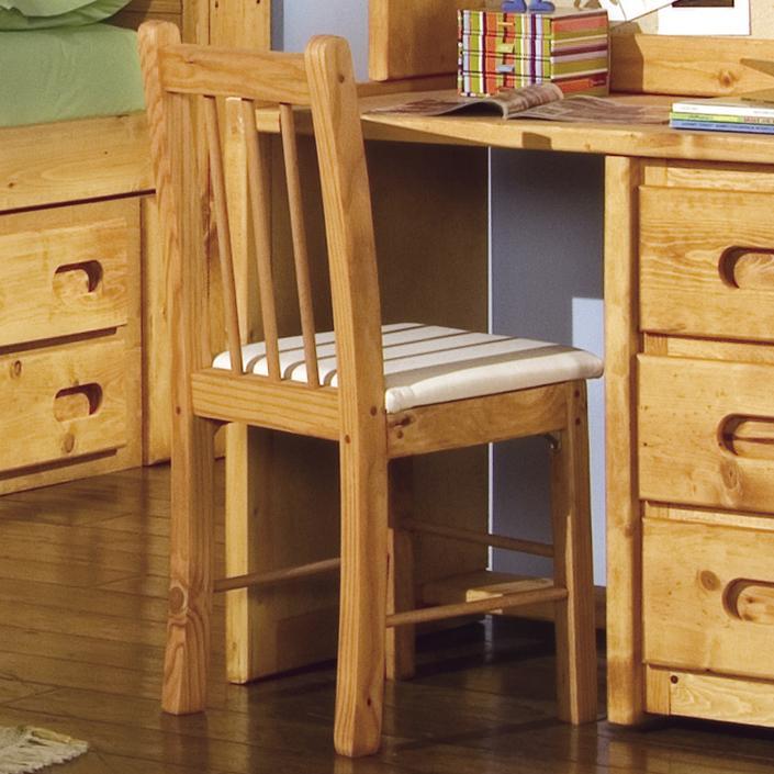 Trendwood Bunkhouse 4790ci Upholstered Desk Chair Dunk