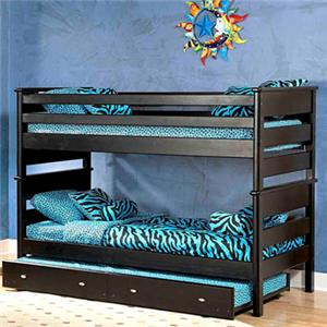 Trendwood Laguna  Twin/Twin Bunk Bed