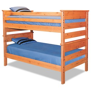 Trendwood Laguna  Twin Over Twin Bunk