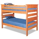 VFM Signature Laguna  Twin Over Twin Bunk - Item Number: 4520CA+21CA