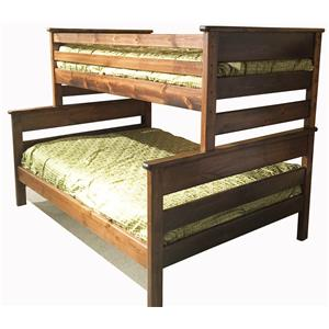 Trendwood Laguna Twin/Full Bunk Bed