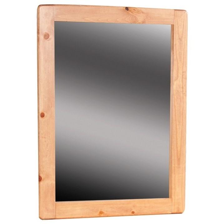 Laguna  Mirror by Trendwood at HomeWorld Furniture