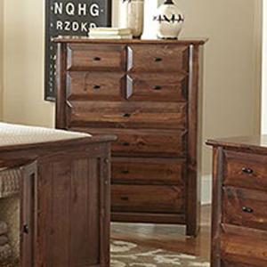 Trendwood Laguna Eight Drawer Chest