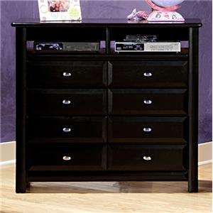 Trendwood Laguna  6-Drawer Dresser