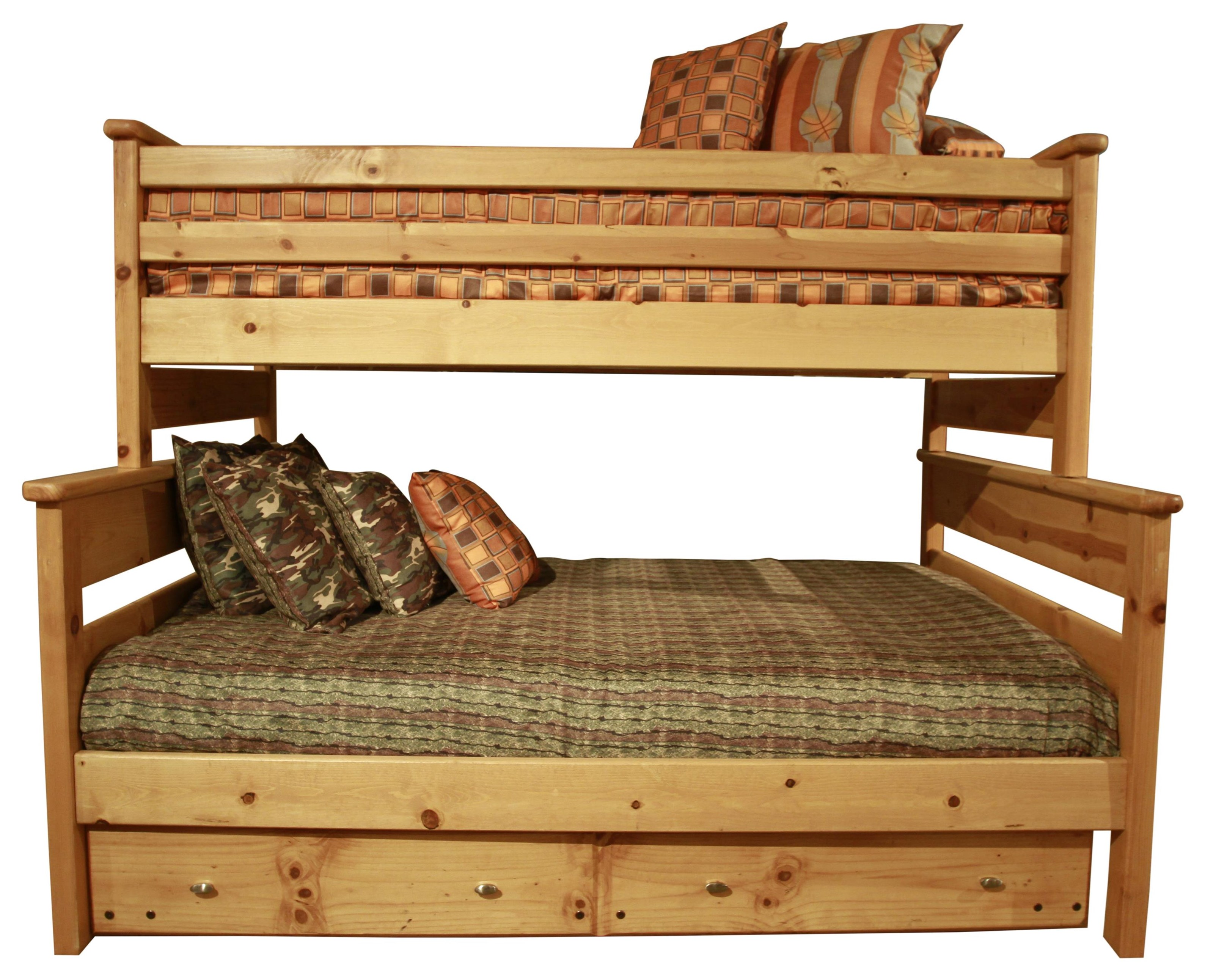 Trendwood Laguna Twin Over Full Bunkbed Homeworld