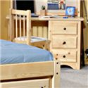Trendwood Sedona  Student Desk - Item Number: 4477DS