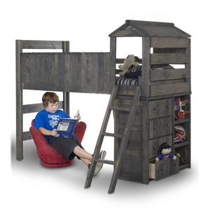 Trendwood The Fort Twin Loft Bed