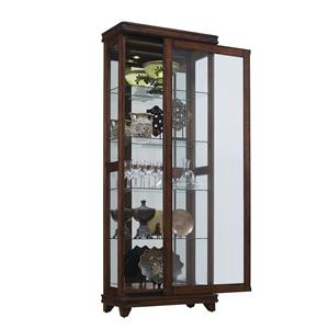 Bell'O Mayfield Curio Cabinet