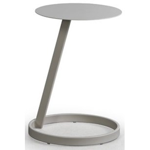 Aroma Chairside Table at Bennett's Furniture and Mattresses