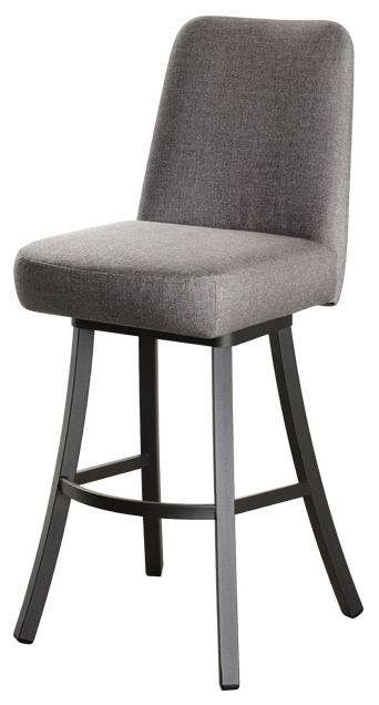 Contemporary Seating Bloom Bar Stool by Trica at Dinette Depot