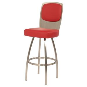 Trica Contemporary Bar Stools Calvin Bar Stool