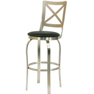 Trica Contemporary Seating Chateau Bar Stool