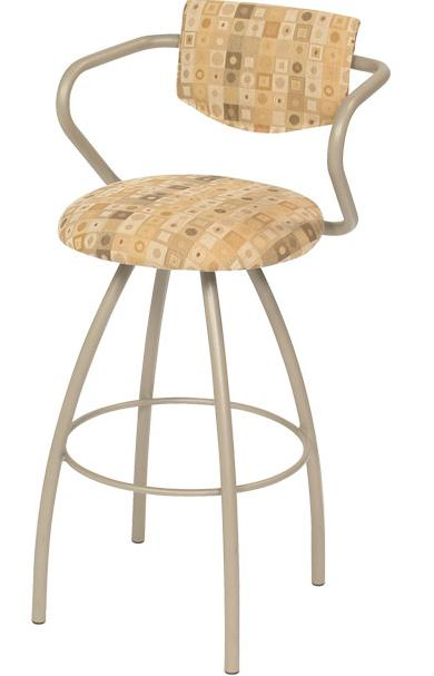 Trica Contemporary Bar Stools Cookie Bar Stool - Item Number: Cookie