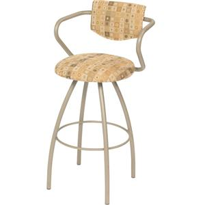 Trica Contemporary Bar Stools Cookie Bar Stool