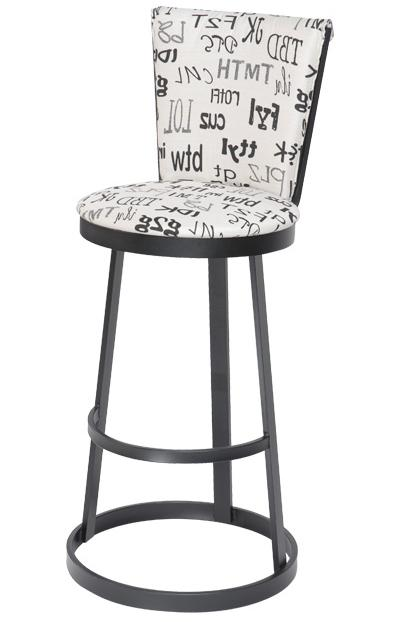 Trica Contemporary Bar Stools Cya Bar Stool - Item Number: Cya