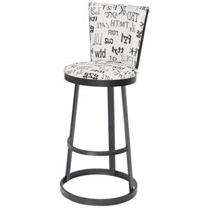 Trica Contemporary Bar Stools Cya Bar Stool