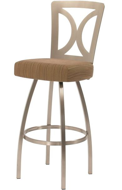 Trica Contemporary Bar Stools Grace Bar Stool - Item Number: Grace