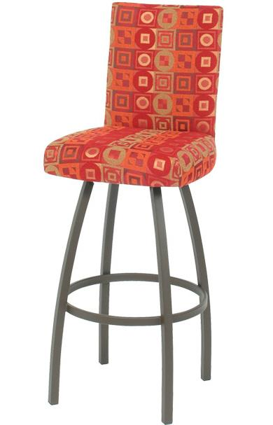 Trica Contemporary Bar Stools Nicholas Bar Stool - Item Number: Nicholas