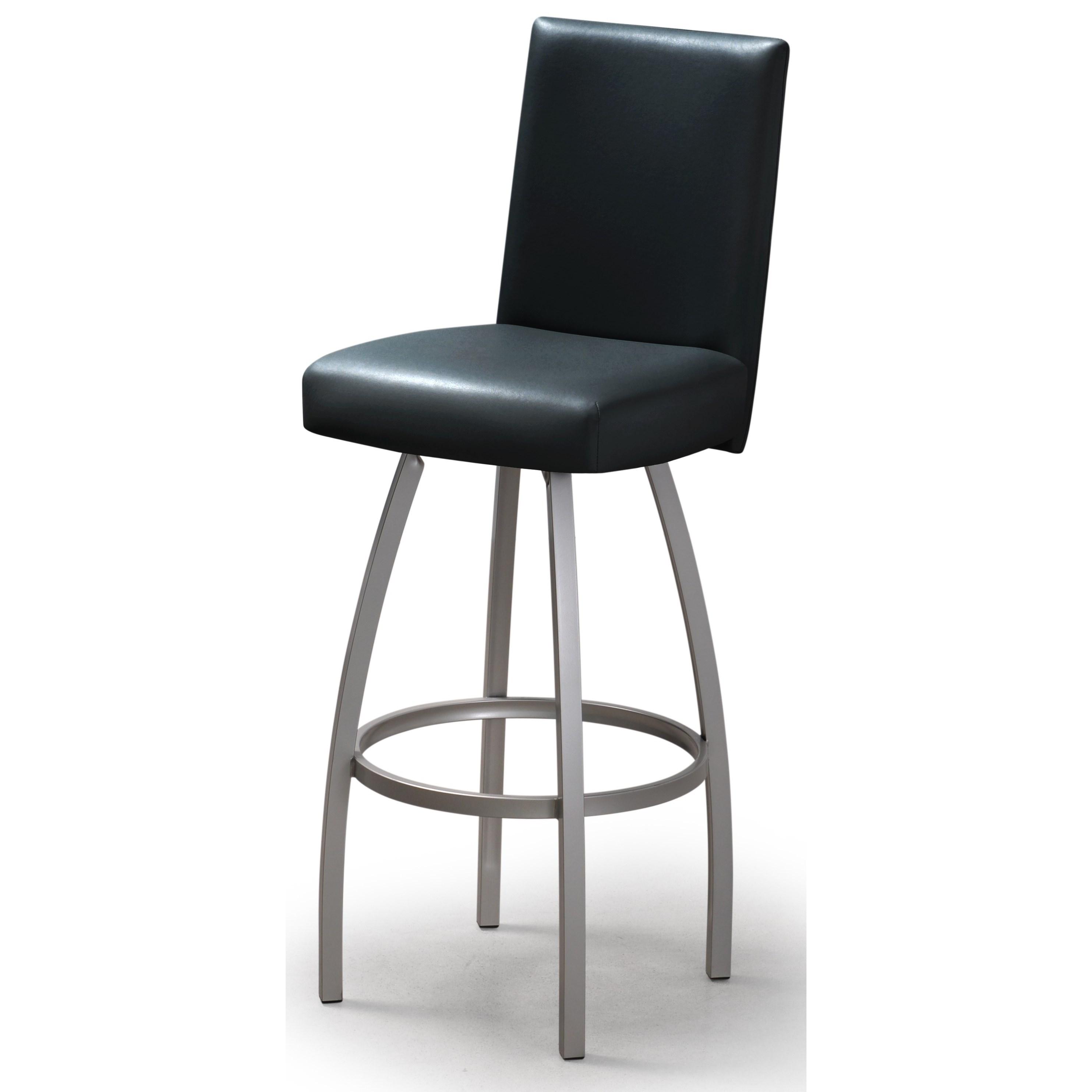 Trica Contemporary Seating Nicholas Swivel Bar Stool