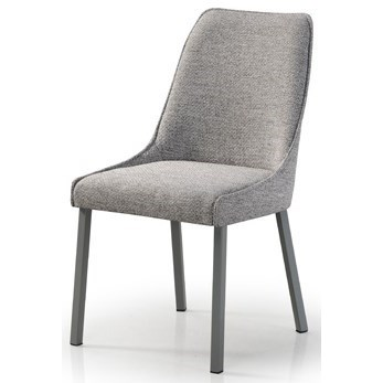 Trica Contemporary Seating Olivia Upholstered Dining Side
