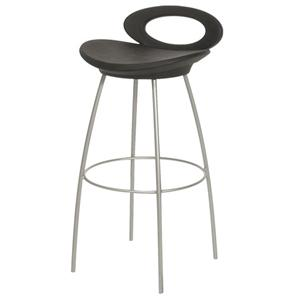 Trica Contemporary Bar Stools Solo Bar Stool