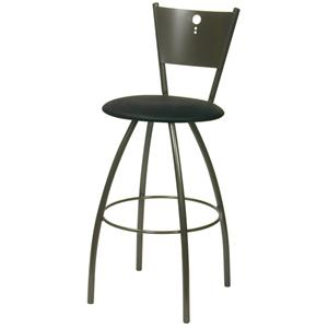 Trica Contemporary Bar Stools Tiptop Bar Stool