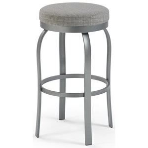 Trica Contemporary Bar Stools Truffle Bar Stool