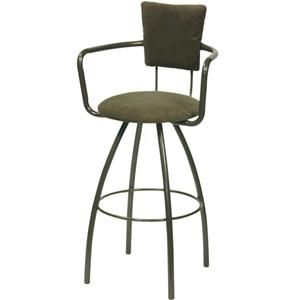 Trica Contemporary Bar Stools Zip Bar Stool