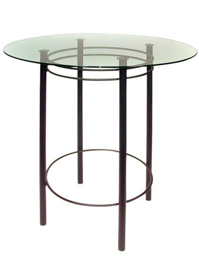 Trica Contemporary Tables Astro Round Table - Item Number: Astro