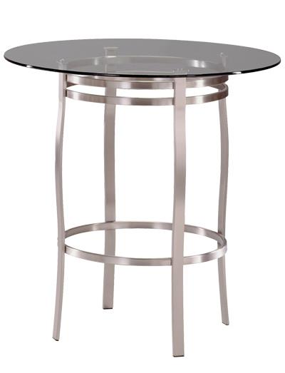 Trica Contemporary Tables Bourbon Round Table - Item Number: Bourbon