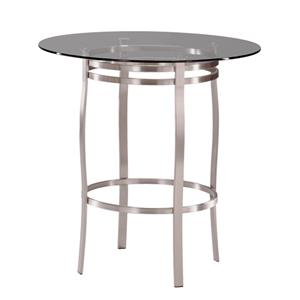 Trica Contemporary Tables Bourbon Round Table