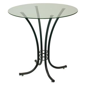 Trica Contemporary Tables Erika Round Table
