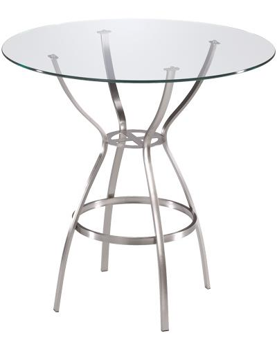 Trica Contemporary Tables Rome Round Table  - Item Number: Rome