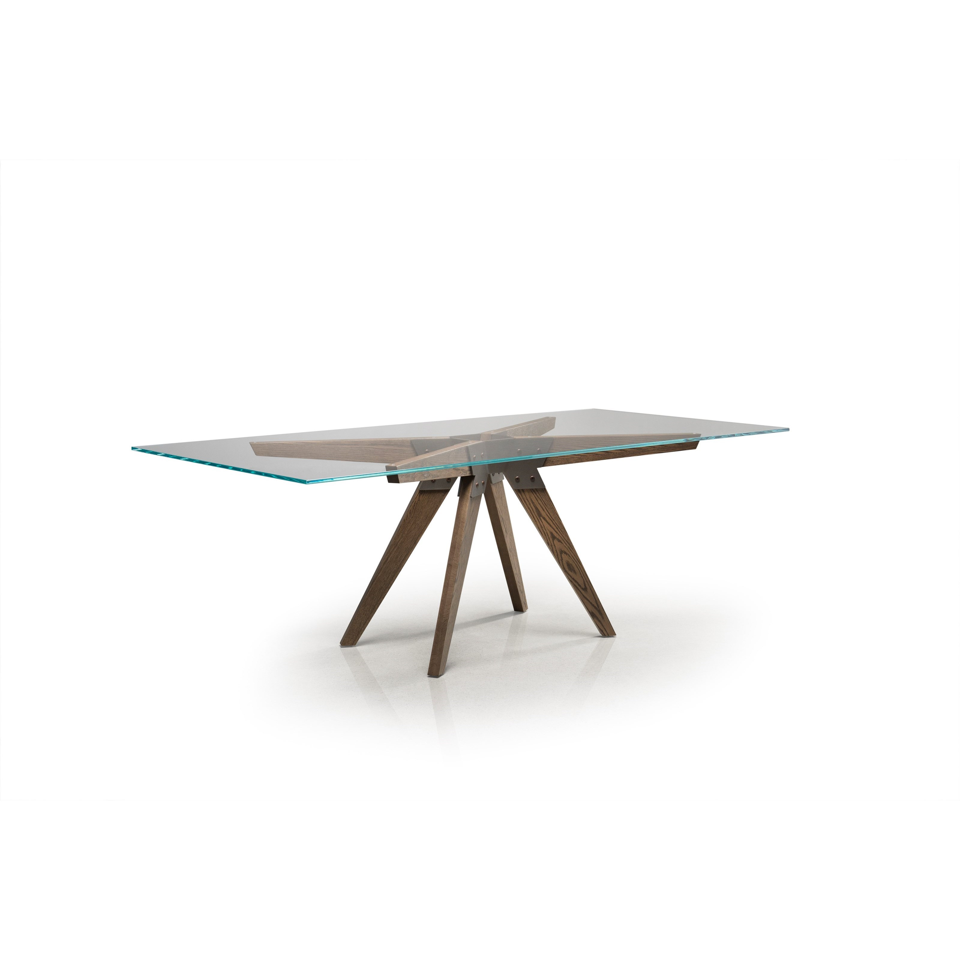 Trica Contemporary Tables Soul Dining Table - Item Number: Soul-36-72