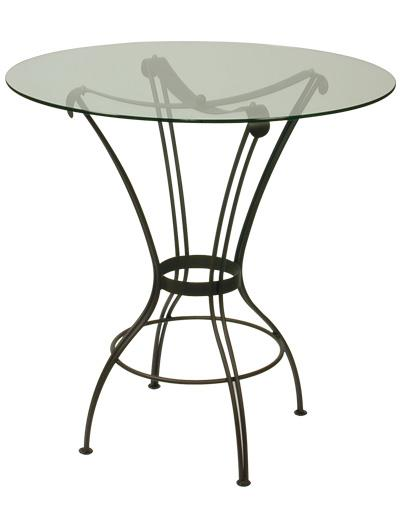 Trica Contemporary Tables Transit Round Table - Item Number: Transit