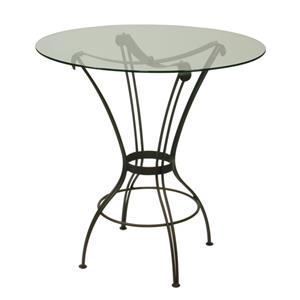 Trica Contemporary Tables Transit Round Table
