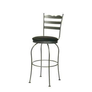 Trica Contemporary Seating Chateau Swivel Bar Stool