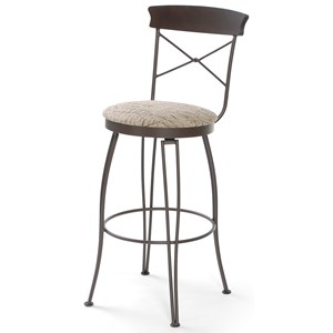 Trica Traditional Bar Stools Laura Bar Stool