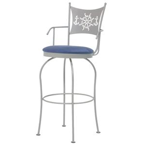 Art Collection II Bar Stool