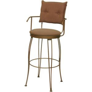 Trica Transitional Bar Stools Bill II Bar Stool