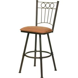 Trica Transitional Bar Stools Charles I Bar Stool