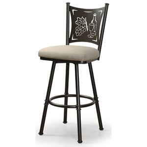 Trica Transitional Bar Stools Creation Collection I Bar Stool