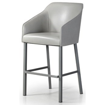 Transitional Bar Stools Sara II Barstool by Trica at Dinette Depot