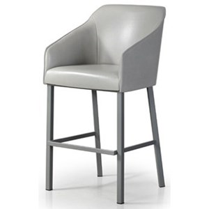 Trica Transitional Bar Stools Sara II Barstool
