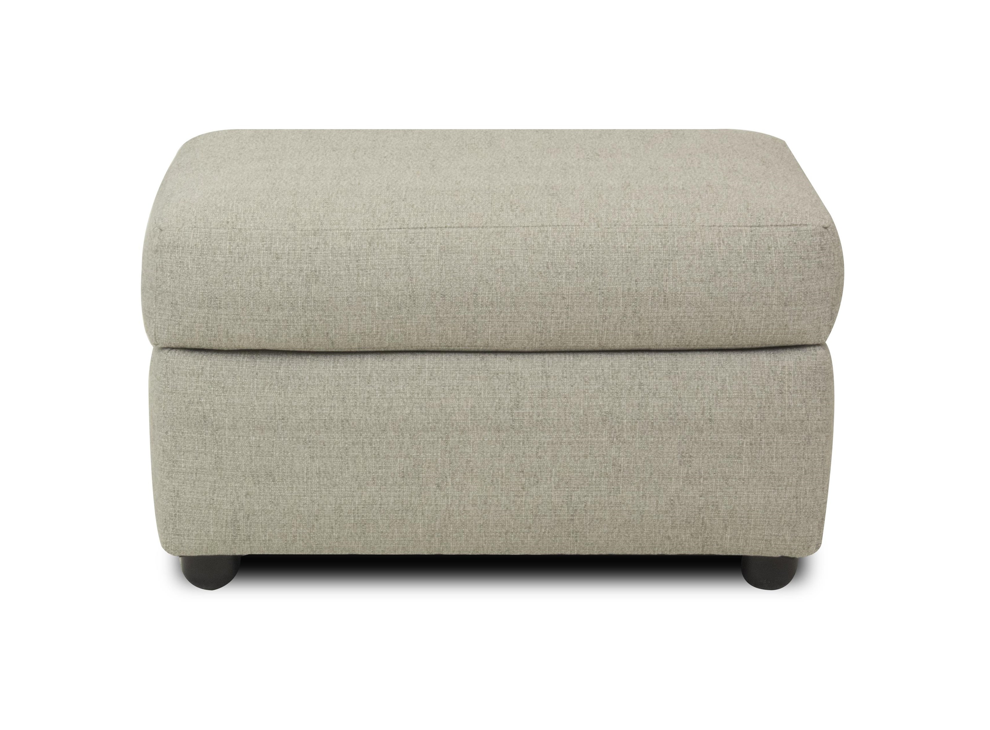Trisha Yearwood Home Collection by Klaussner Atlanta Ottoman - Item Number: 17278-O