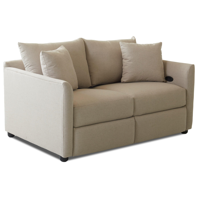 Ashley Furniture Danville Va: Klaussner Atlanta 27803 PWHLS Power Reclining Loveseat